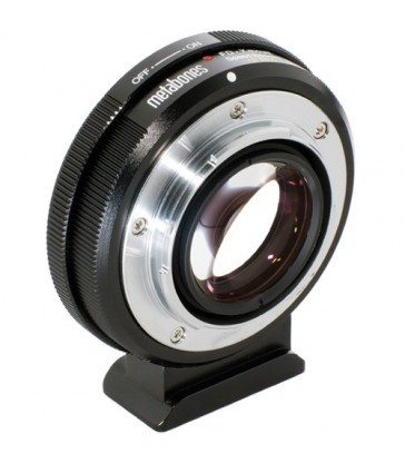 Metabones Canon FD Lens to Fujifilm X-Mount Camera Speed Booster ULTRA