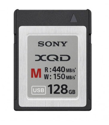 Sony 128GB M Series XQD Memory Card