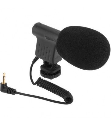 Polsen VM-101 Video/DSLR Camera Mounted Microphone