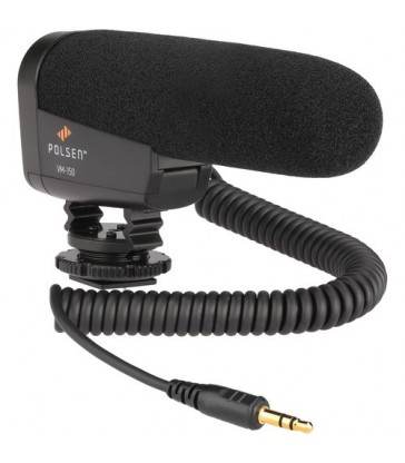 Polsen VM-150 DSLR/Video Microphone