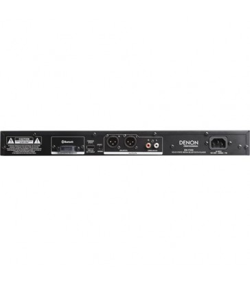 Denon DN-F350 Solid-State Media Player with Bluetooth, USB, SD/SDHC, and AUX Inputs