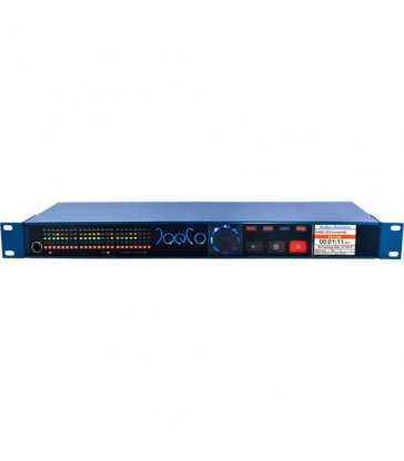 JoeCo Bluebox Workstation Interface Recorder with 40 Inputs and 24 Outputs