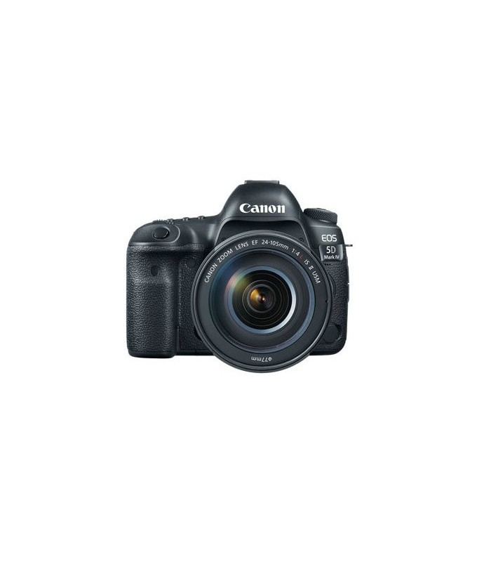 Canon EOS 5D Mark IV EF 24-105mm f/4L IS II USM Kit