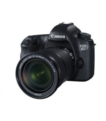 Canon EOS 6D EF 24-105mm f/3.5-5.6 IS STM Lens Kit