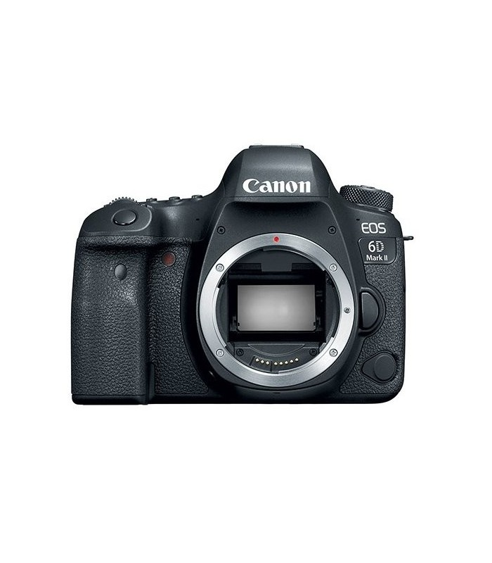 Canon EOS 6D Mark II (Body Only)
