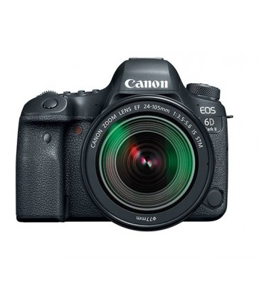 Canon EOS 6D Mark II EF 24-105mm f/3.5-5.6 IS STM Kit