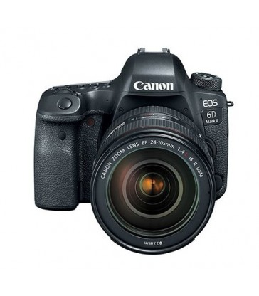 Canon EOS 6D Mark II EF 24-105mm f/4L IS II USM Kit