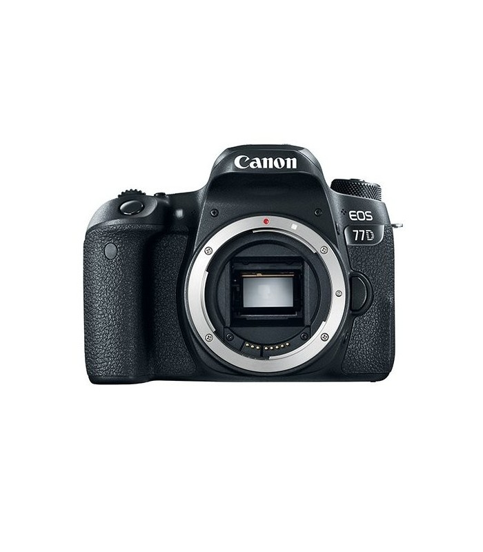 Canon EOS 77D (Body Only)