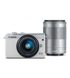 Canon EOS M100 EF-M 15-45mm & EF-M 55-200mm IS STM Kit