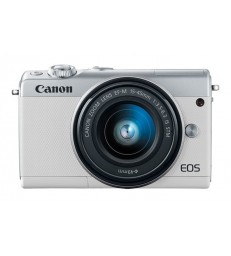 Canon EOS M100 EF-M 15-45mm IS STM Kit