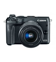Canon EOS M6 EF-M 15-45mm f/3.5-6.3 IS STM Kit