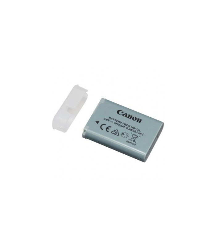 Canon NB-12L Lithium-Ion Battery Pack (3.6V, 1910mAh)