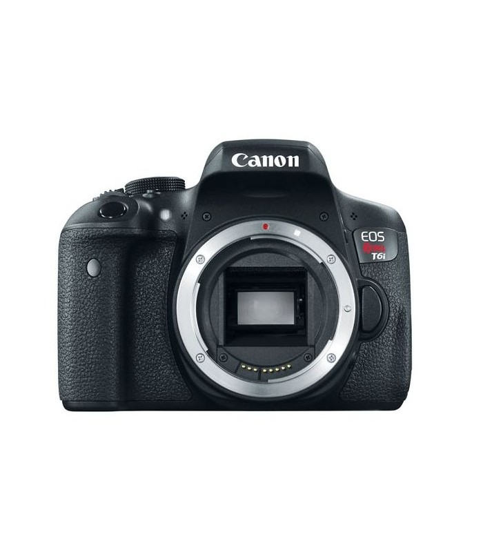 Canon EOS Rebel T6i (Body Only)