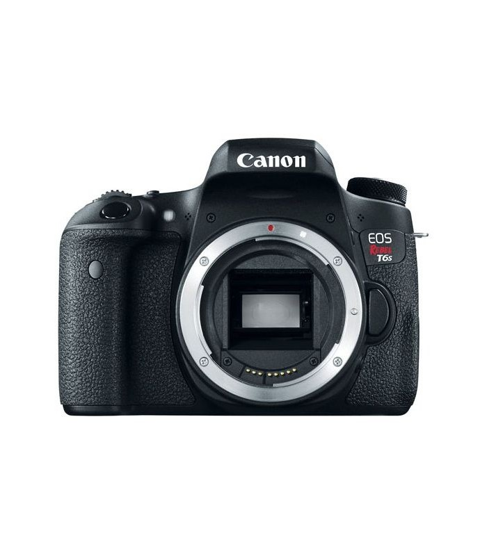 Canon EOS Rebel T6s (Body Only)
