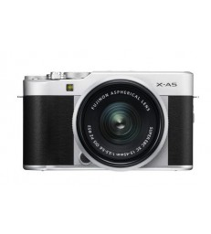 Fujifilm X-A5 Mirrorless Digital Camera with 15-45mm Lens