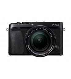 Fujifilm X-E3 Mirrorless Digital Camera with 18-55mm Lens