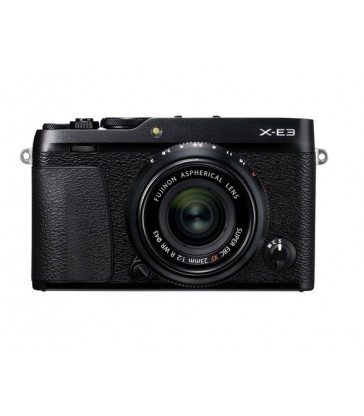 Fujifilm X-E3 Mirrorless Digital Camera with 23mm f/2 Lens