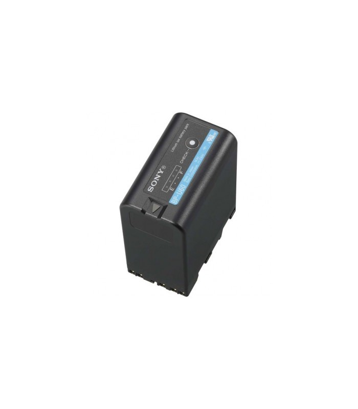 Sony BP-U60 Lithium-Ion Battery - for PMW-EX1 Camcorder, INFO Function, 56 Wh