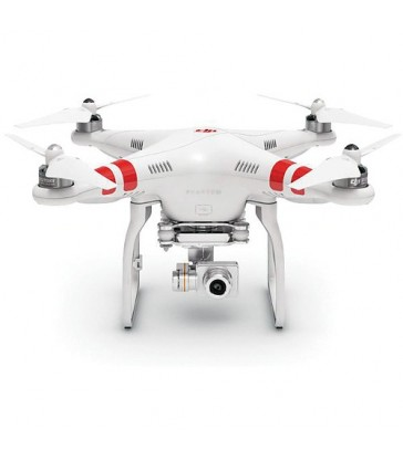 DJI Phantom 2 Vision+ v2.0 Quadcopter with Gimbal-Stabilized 14MP, 1080p Camera