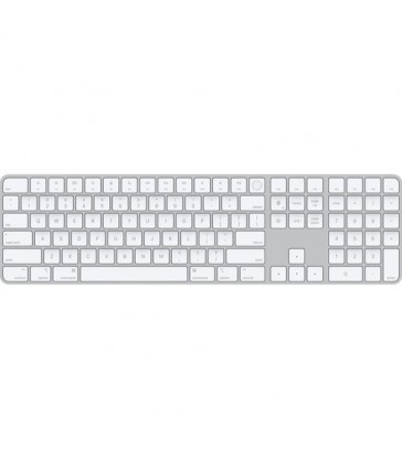 Apple Magic Keyboard with Touch ID and Numeric Keypad