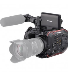 Panasonic AU-EVA1 Compact 5.7K Super 35mm Cinema Camera