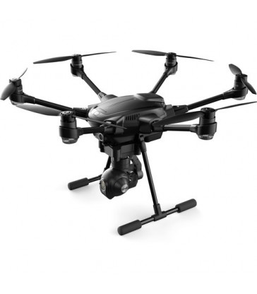 YUNEEC Typhoon H Hexacopter with Intel RealSense, GCO3 4K Camera