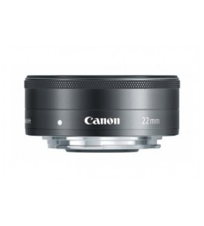 Canon EF-M 22mm f/2 STM Graphite